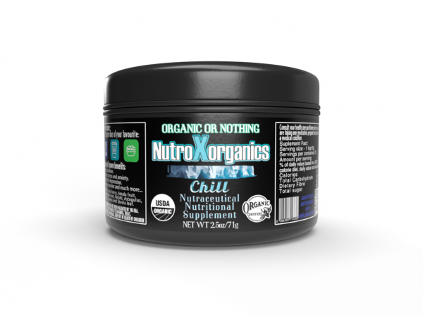 Chill - Nutraceutical - NutroXorganics