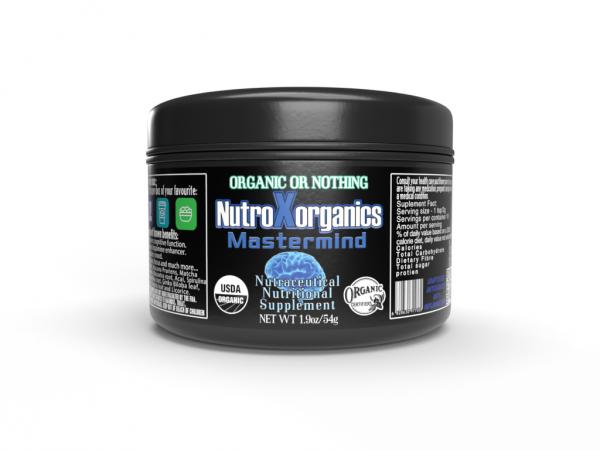 Mastermind - Nutraceutical - NutroXorganics