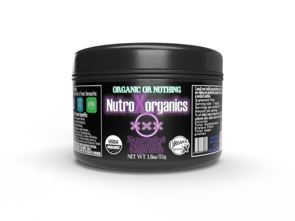 XXX - Nutraceutical - NutroXorganics